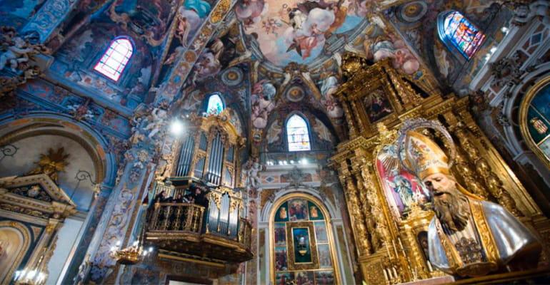 La iglesia de San Nicolás y San Pedro Mártir de Valencia