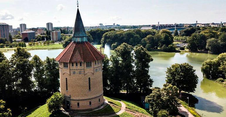 parque Pildammsparken de Malmö