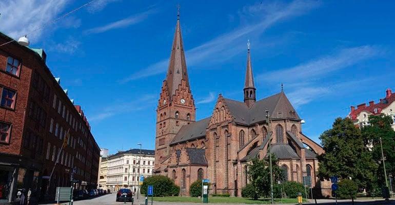 iglesia de San Pedro en Malmö