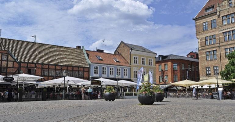 plaza Lilla Torg en Malmö