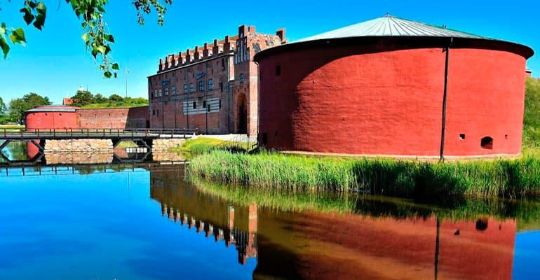 Castillo de Malmö, lugar que ver en Malmö