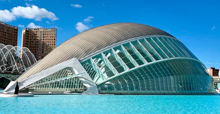 Hemisferic, lugar que ver en Valencia