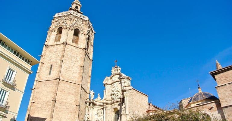 torre del Miguelete de Valencia