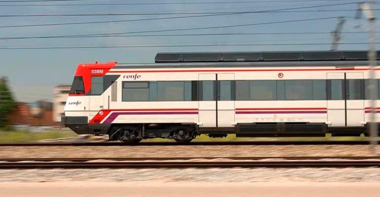 moverse por Madrid con tren de cercanías