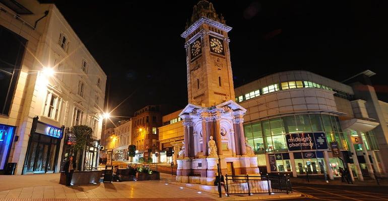 Clock Tower de Brighton