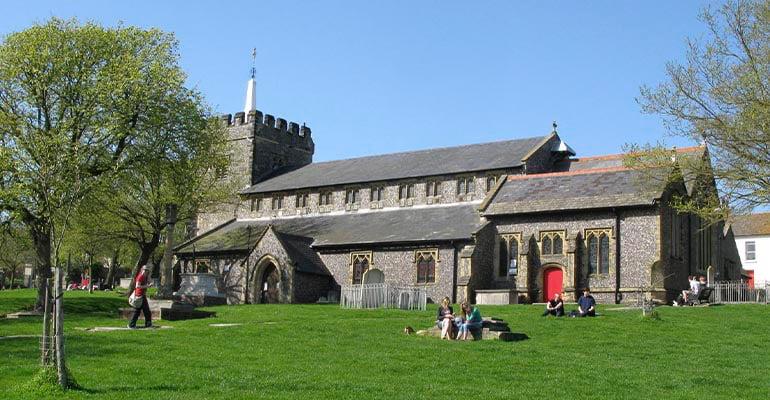 St. Nicholas Church en Brighton