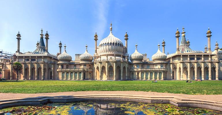 Royal Pavilion, lugar que ver en Birghton