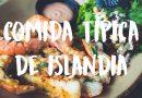 comida tipica de Islandia
