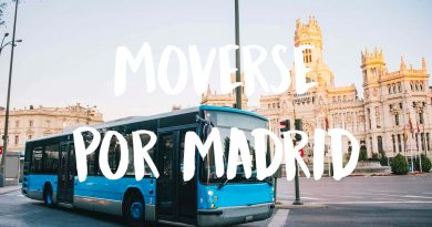 como moverse por madrid