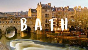 que ver en bath