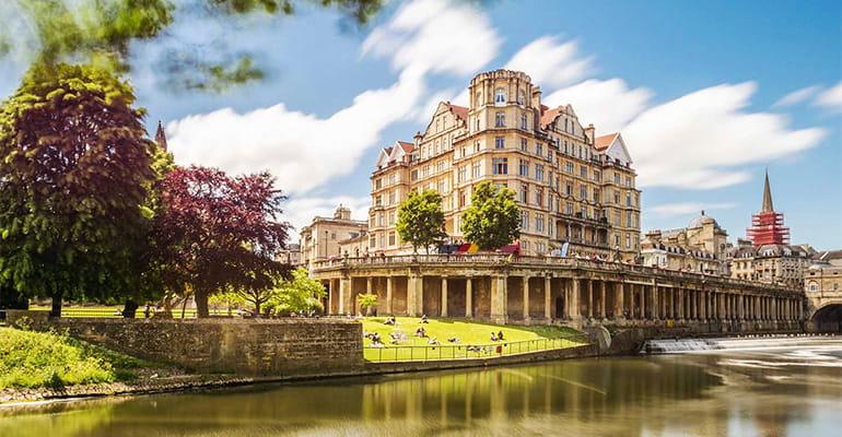 que ver en Bath, Reino Unido