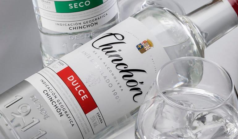 Chinchón, bebida que beber en madrid