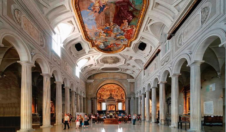Basílica de San Pedro Encadenado
