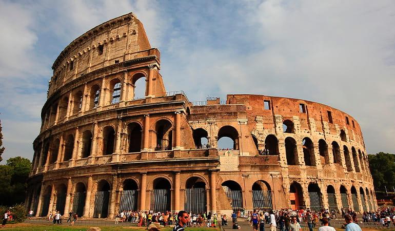 El Coliseo, lugar que ver en Roma