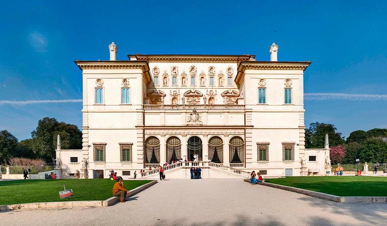 galeria borghese, museo que ver en roma