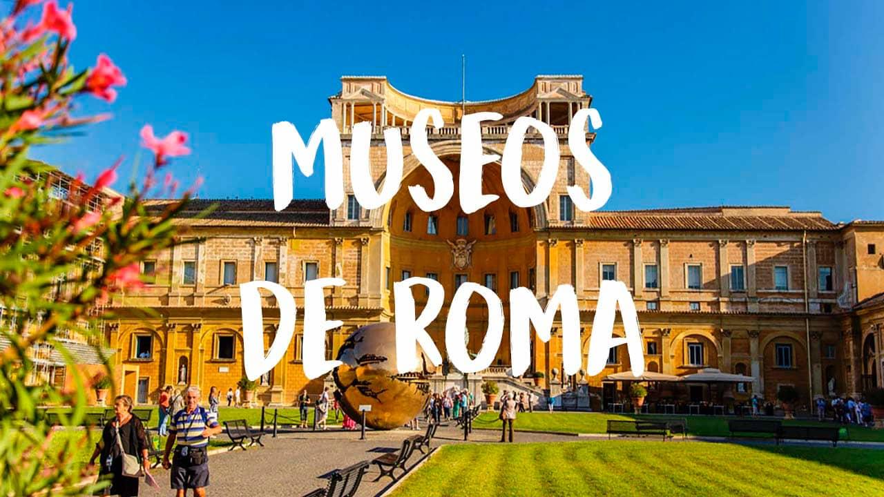 museos de roma más interesantes