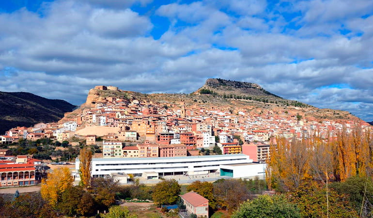 Ademuz, pueblo de Valencia