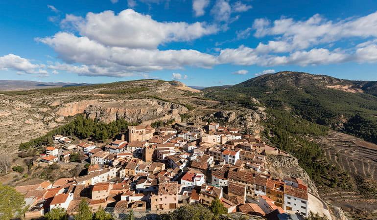 Alpuente, uno de los pueblos de Valencia con encanto