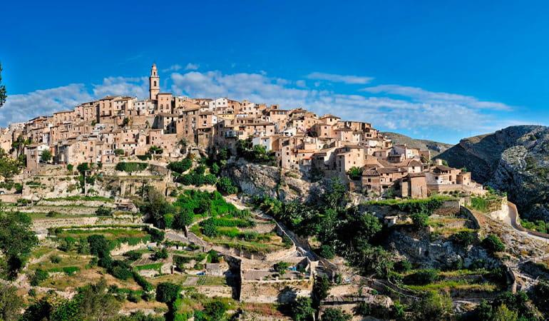 Bocairent, uno de los pueblos de Valencia más bonitos
