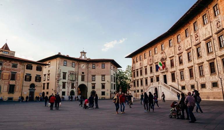 Piazza dei Cavalieri, lugar que ver en Pisa