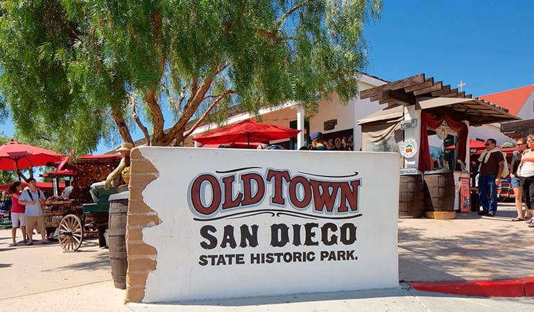 Old Town, lugar que ver en san diego