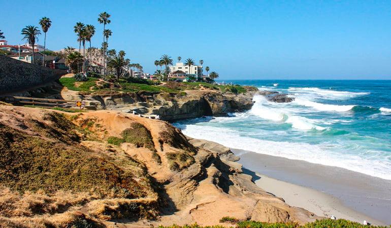 La Jolla, lugar que ver en San Diego