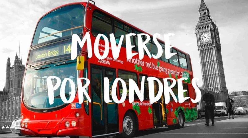 como moverse por Londres