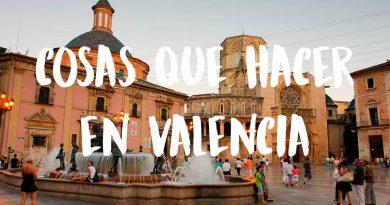 cosas que hacer hoy en Valencia