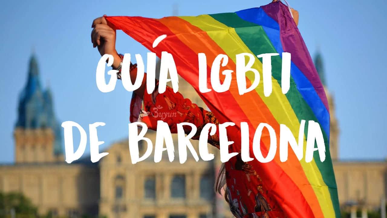 turismo LGBT en Barcelona