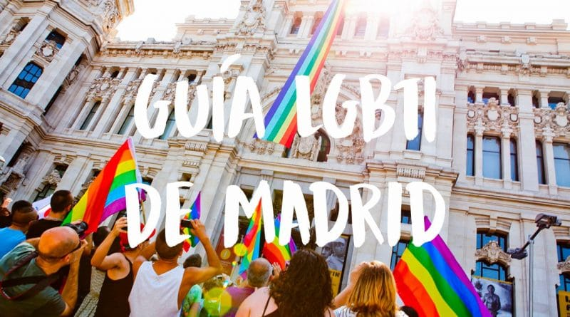 guía de turismo lgbti de madrid