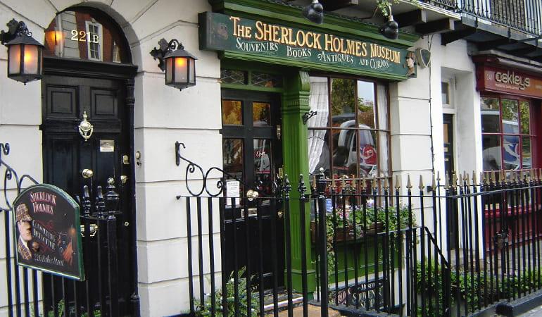 museo Sherlock Holmes Museum
