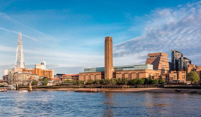 Tate Modern, uno de los mejores museos de Londres
