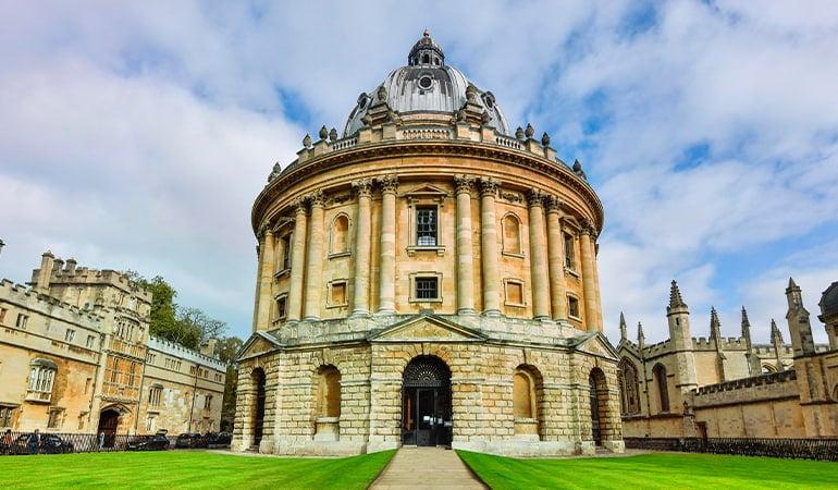 Radcliffe Camera, lugar que ver en Oxford