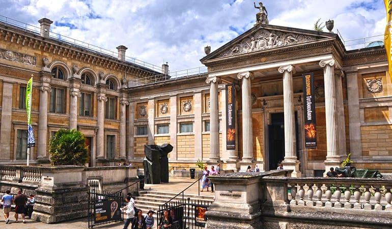 Museo Ashmolean, museo que ver en Oxford