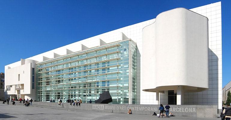 Museode Arte Contemporáneo de Barcelona