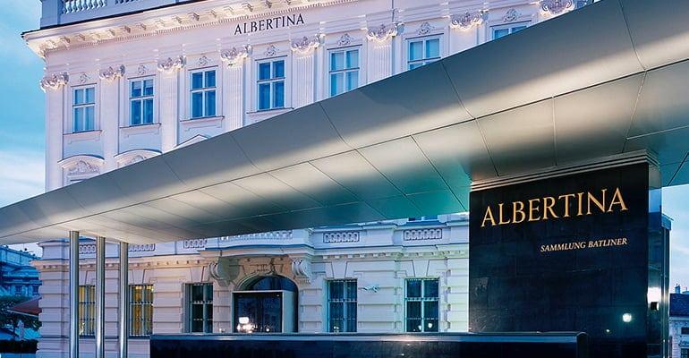 Museo Albertina, uno de los museos de Viena más interesantes