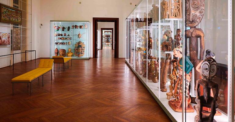 Museo de Etnología de Viena