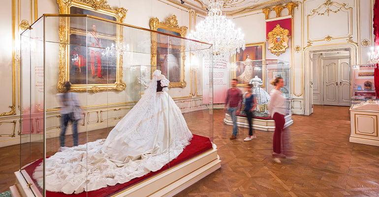 Museo Sisí, uno de los museos de Viena que visitar