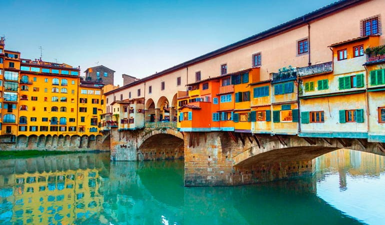 Ponte Vecchio, lugar que ver en Florencia