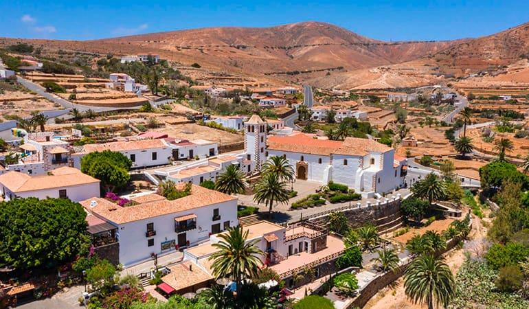 Betancuria, uno de los pueblos que ver en Fuerteventura