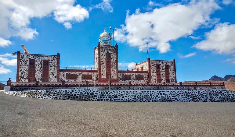 Faro de la Entallada, uno de los lugares que ver en Fuerteventura