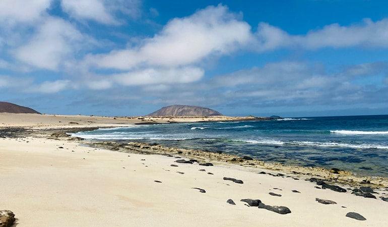 Playa del Ámbar