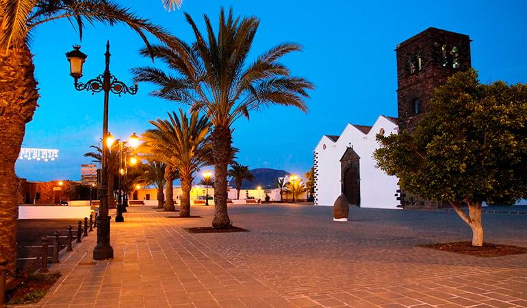 La Oliva, uno de los pueblos de Fuerteventura