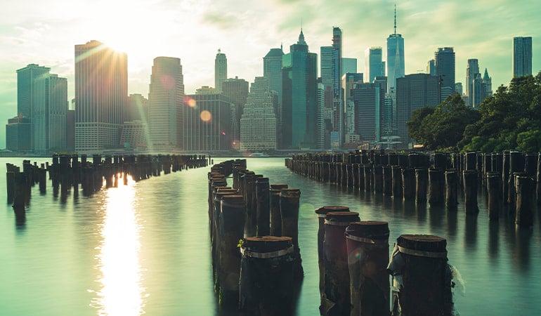 Brooklyn Heights, uno de los lugares que ver en Brooklyn