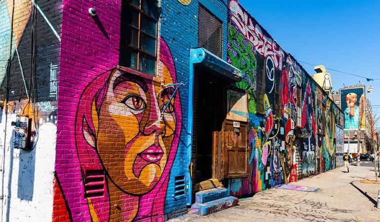 Bushwick, uno de los barrios que ver en Brooklyn