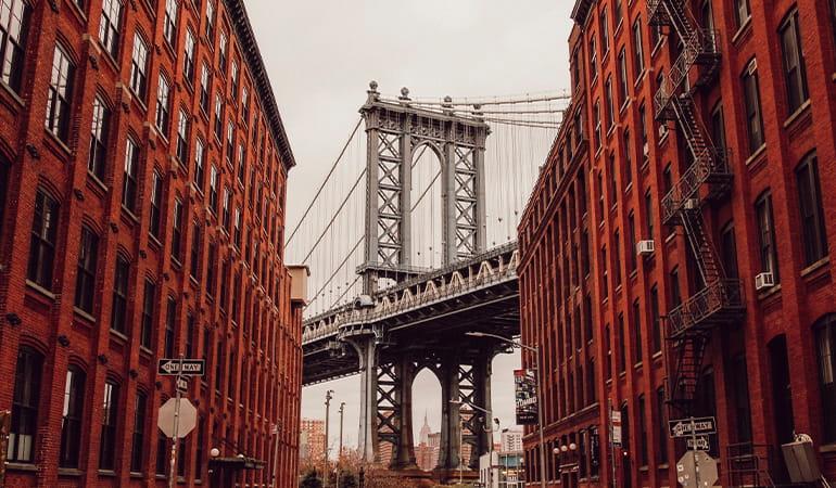 Dumbo, uno de los barrios que ver en Brooklyn