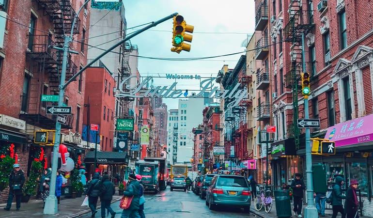 Little Italy, en Nueva York