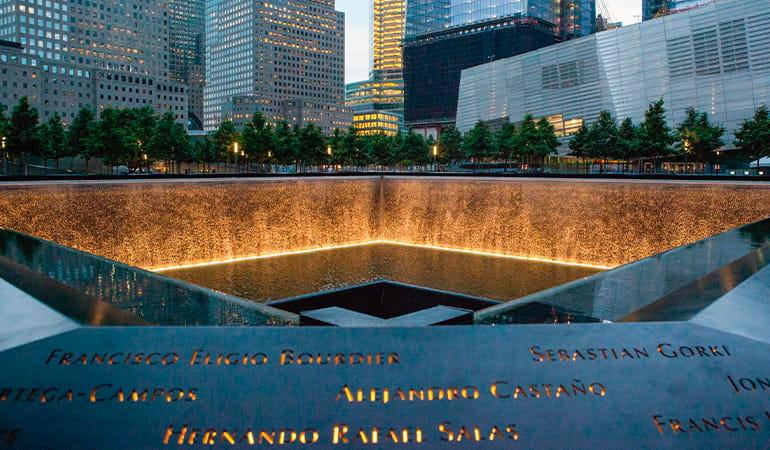 Memorial del 11 S