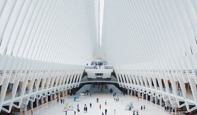 Oculus, estación Central WTC