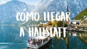 cómo llegar a Hallstatt